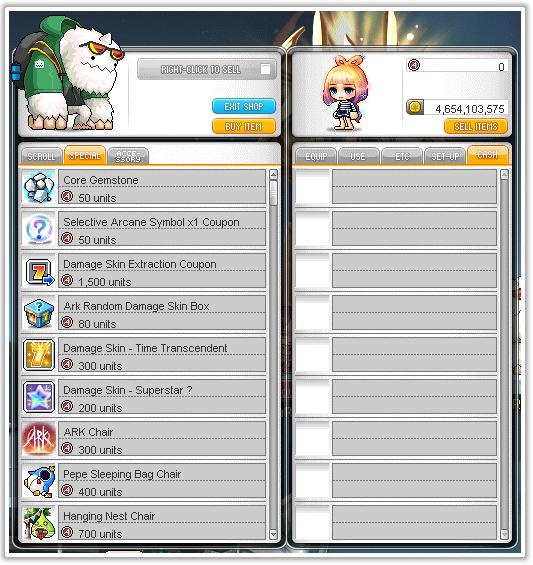 all id items ark