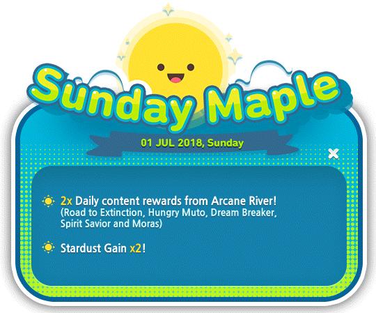 sundayMaple