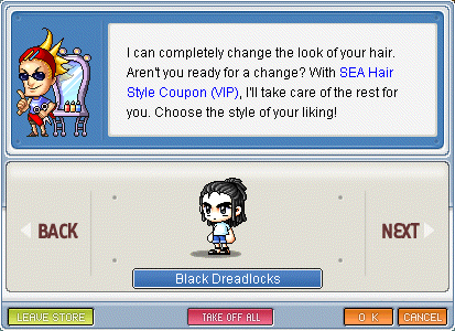 Hello as I promise to my friend andy about maplestory hairstyles and where