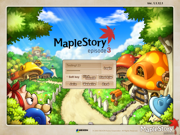 Maplestory maple trade system