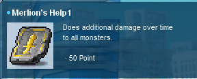 maplestory how to players not lose their buffs