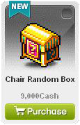 Random coupon box maplesea