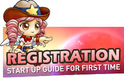 MapleStorySEA | Guide - How to Sign Up