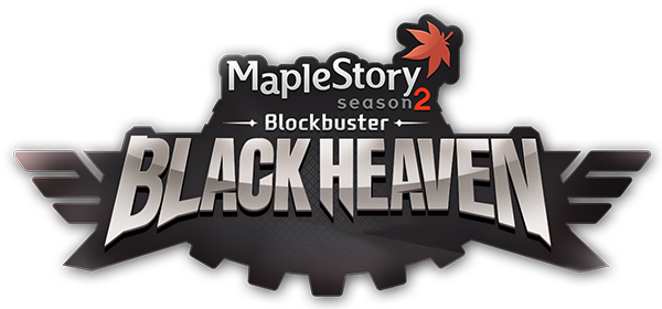 Black Heaven Logo