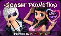 @Cash Promotion