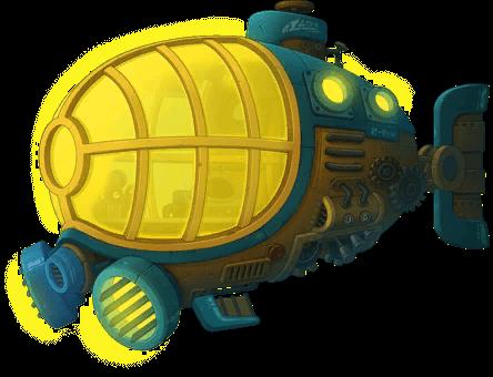 Sellas Submarine