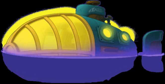Sellas Submarine Float