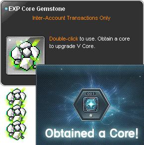 EXP Core Gemstone